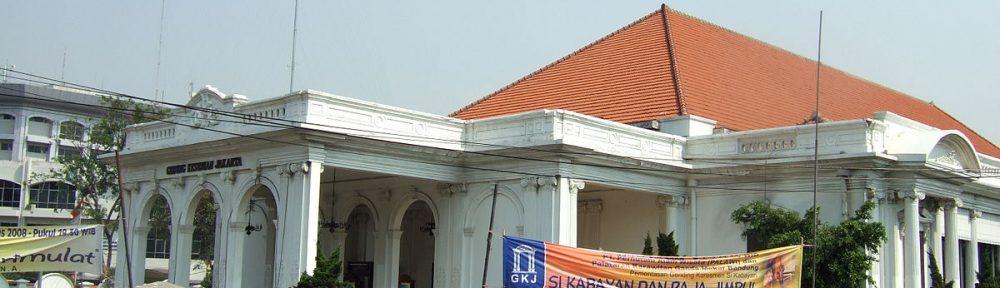 Riwayat Gedung Kesenian Jakarta Yang Multifungsi