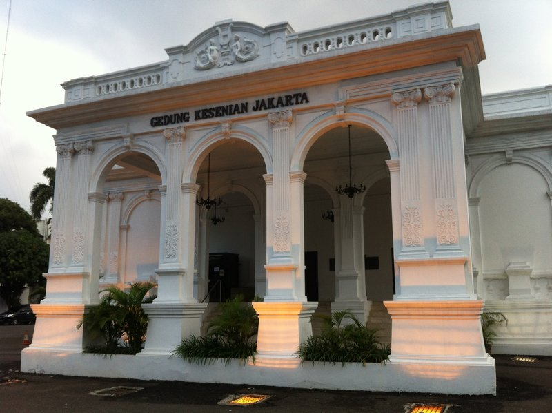 Melihat Wisata Kesenian di Jakarta